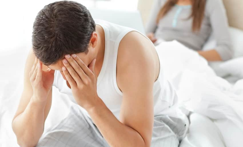 How to Get Rid Of Erectile Dysfunction?