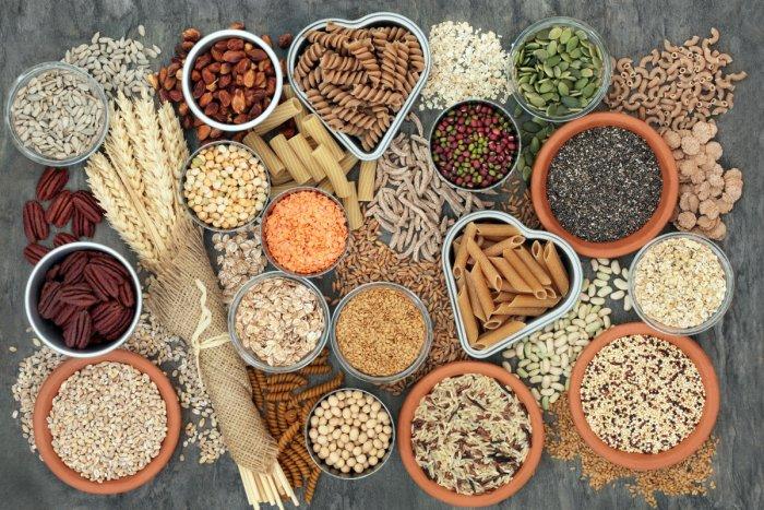 Whole Grains and Antioxidants