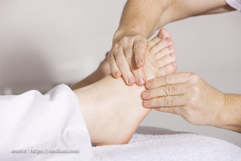 Health Can Come in the Form of a Massage