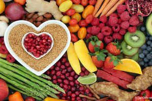 Foods to stop Heart Disease
