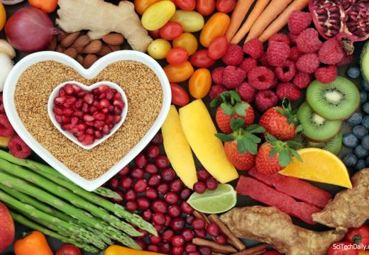 Foods to stop Heart Disease