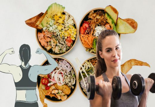 Healthy Food Strategies: Top 5 Most Effective Muscle Building Foods for Fitness Enthusiasts