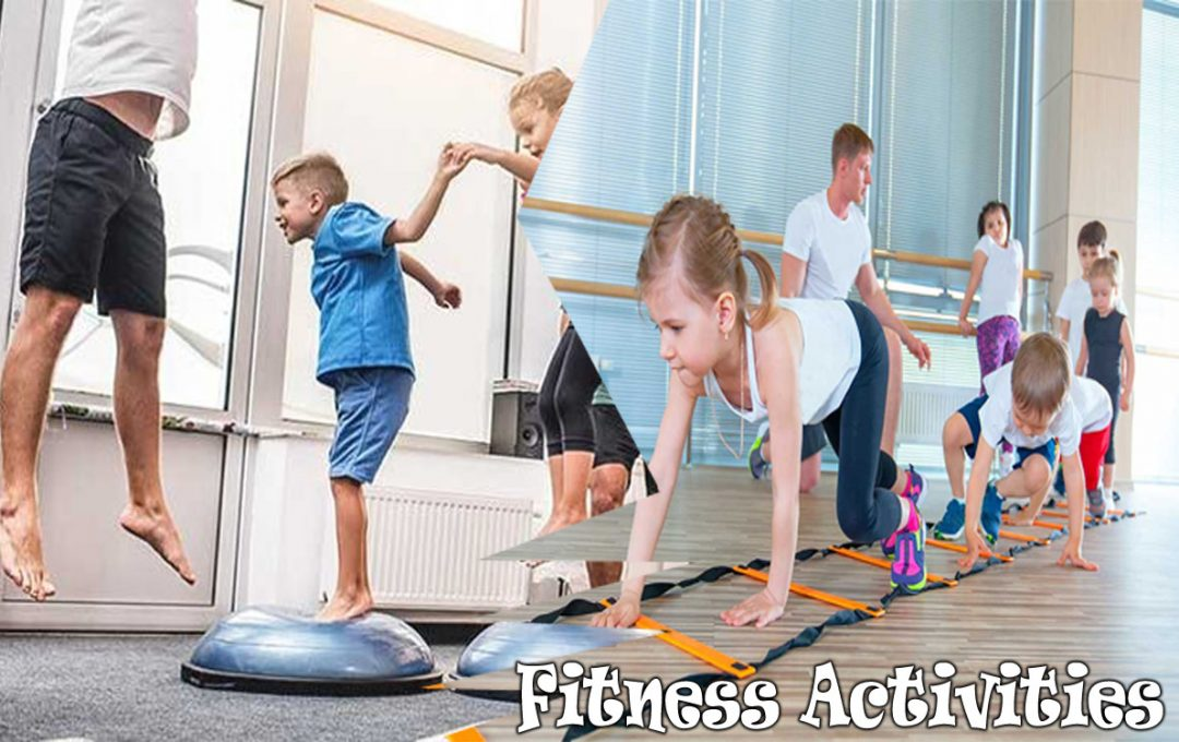 Fitness Activities For Little ones