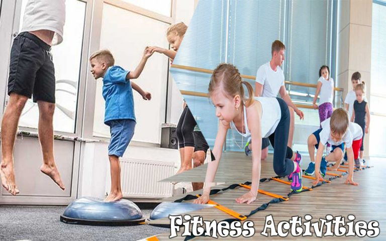 Fitness Activities For Little ones