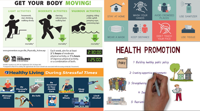 Health Promotion Examples